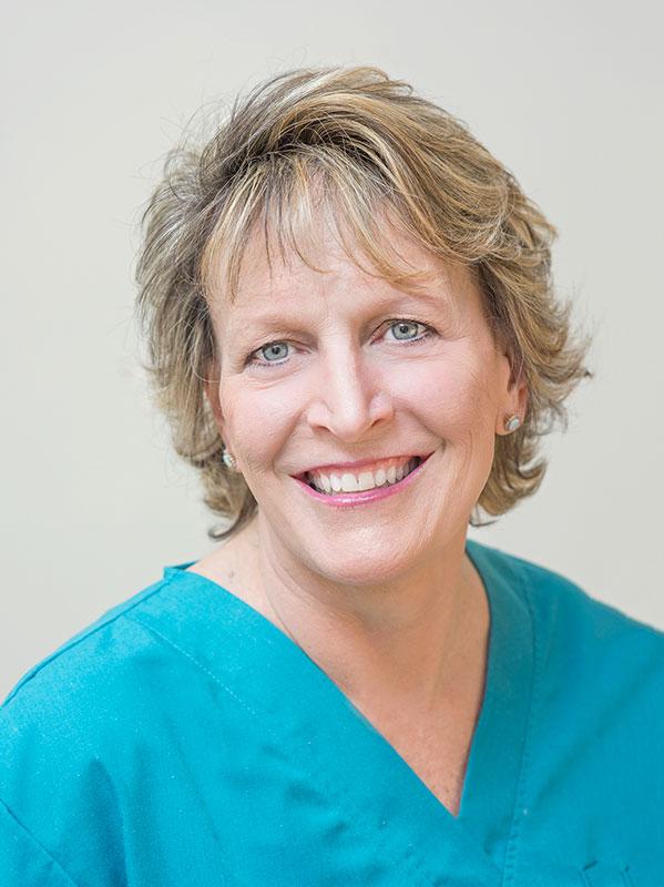 image of sonographer Judy Harris Wee Beginnings
